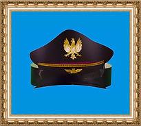 czapka z nadrukiem,czapka reklamowa,czapka papierowa,rogatywka,czapka kierownika pociągu