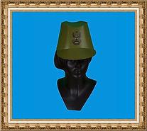czapka kartonowa,czapka z nadrukiem,czapka reklamowa,czapka wojskowa kepi