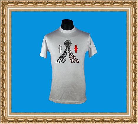 T-shirt z nadrukiem 112