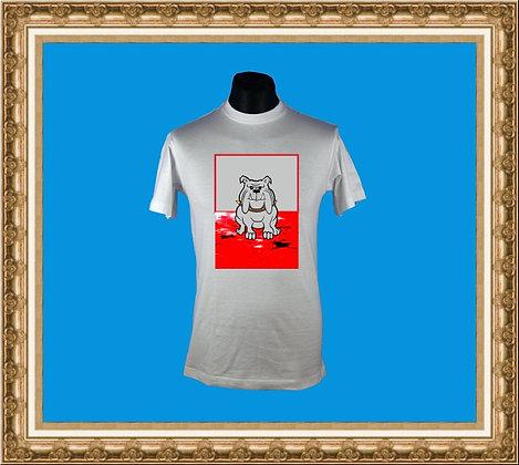 T-shirt z nadrukiem 28
