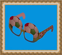 okulary z nadrukiem,okulary reklamowe,okulary różowe
