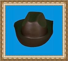 Kapelusz kowbojski bez sznurka,kapelusz kowbojski z pianki,kolorowy kapelusz