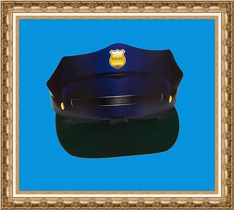 Czapeczka policjanta