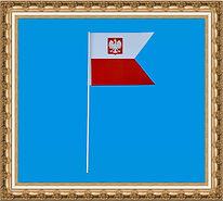 bandera narodowa,chorągiewki reklamowe,chorągiewka,flagietka,chorągiewki z nadrukiem