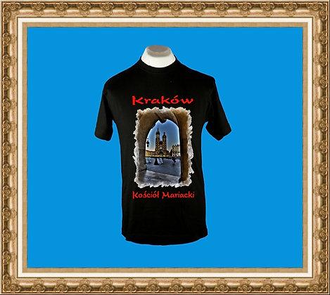 T-shirt z nadrukiem 218