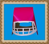 kask futbolisty amerykańskiego,czapka kartonowa,czapka reklamowa,czapka z nadrukiem, czapeczka reklamowa