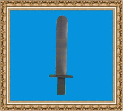 Miecz kartonowy
