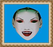 maska trójwymiarowa,maska papierowa,maska kartonowa,maska reklamowa,maska na event,maska z nadrukiem,maska dla dzieci