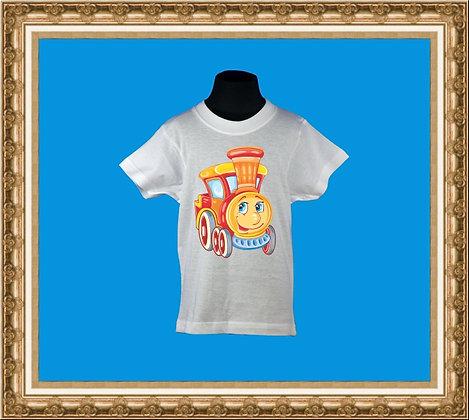 T-shirt z nadrukiem 86