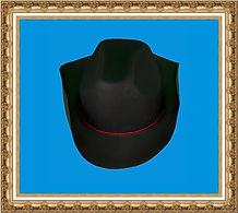 kapelusz kowbojski ze sznurkiem,kapelusz kowbojski z pianki,kapelusz kowbojski czarny,kapelusz reklamowy