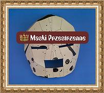maska przestrzenna,maska papierowa,maska kartonowa,maska reklamowa,maska na event,maska z nadrukiem,maska dla dzieci