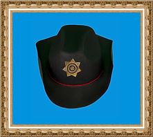 Kapelusz kowbojski ze sznurkiem,kapelusz kowbojski z pianki,kolorowy kapelusz,kapelusz z logo
