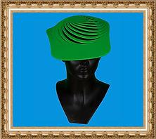 Czapka spiralna z pianki,czapka reklamowa,spiral caps