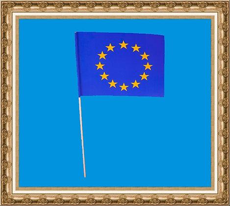 Chorągiewka unijna