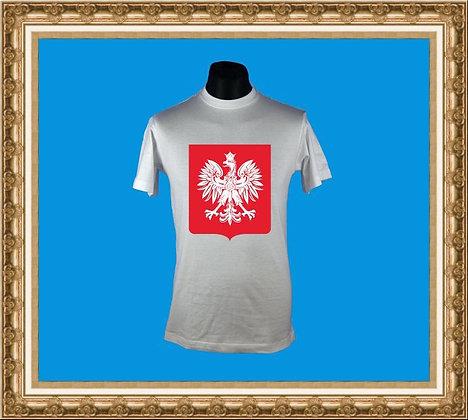T-shirt dwustronny