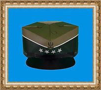 Gadżety ekologiczne,czapka mundurowa z nadrukiem