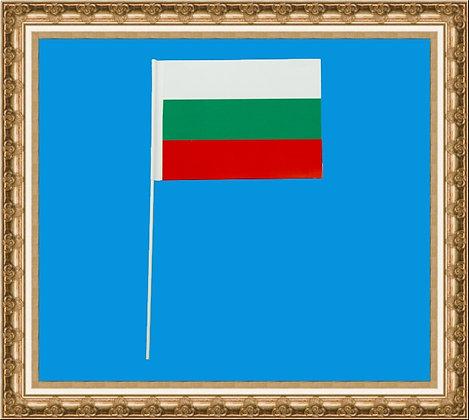 Chorągiewka Bułgarii