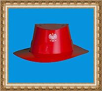 Kapelusz Fedora, Kapelusz kartonowy,kapelusz reklamowy,kapelusz z nadrukiem