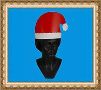 Czapka karnawałowa,czapka Mikołaja,czapka kartonowa,czapka z nadrukiem,czapka świąteczna