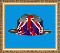 Kapelusz melonik,  Kapelusz kartonowy,kapelusz reklamowy,kapelusz z nadrukiem