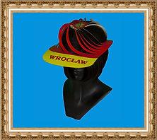 Czapka spiralna z kartonu,czapka reklamowa, spiral caps