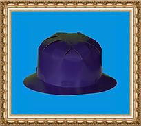 kapelusz melonik,kapelusz składany,Do It Yourself,kapelusz z nadrukiem,Zrób to sam,kapelusz kartonowy,kapelusz z kartonu