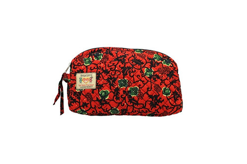 Kitenge 14 Cosmetics Bag: available in 3 sizes