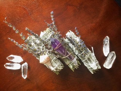 Smudge Intention Bundles