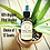 Thumbnail: Natural Hand Sanitizer Spray- Organic Alcohol and Aloe, Essential Oils