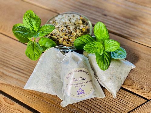 Cooling Herbal Bath Tea Set (3 Teas)