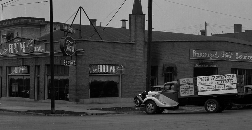 Building Exterior 1933