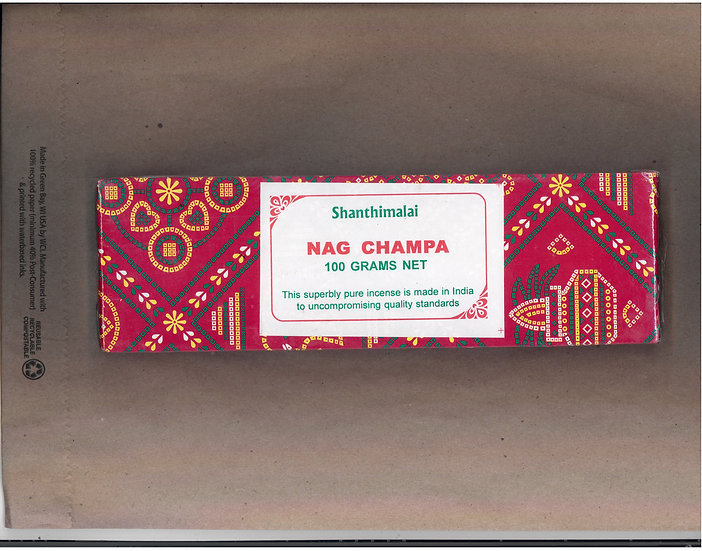 Nag Champa Red