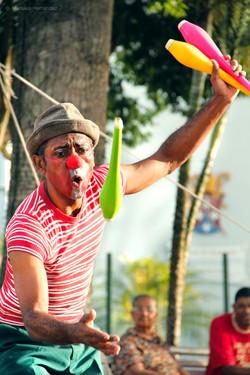 Circo de Um Homem Só