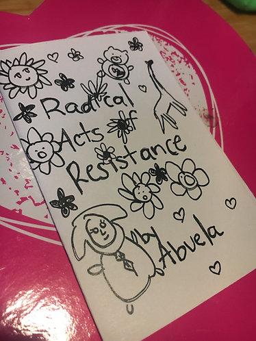 Radical Acts - Zine