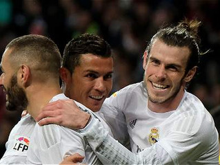 Con gol de Ronaldo, Real Madrid le ganó a Barcelona 1-2 en el Camp Nou