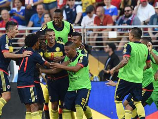 Un debut que invita a soñar: Colombia venció 2-0 a EE. UU.