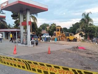 Explosión en Estación de Servicio en Pore deja dos personas muertas y una herida