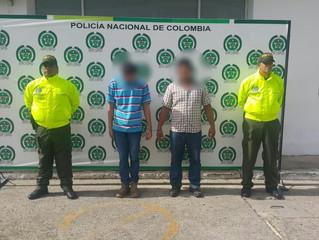 Desarticulada banda delincuencial dedicada al hurto de motocicletas en Casanare