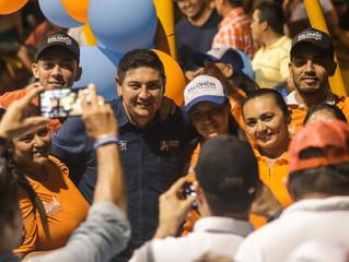 Respaldo masivo de Villanueva a la propuesta de Salomón Sanabria.