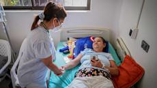 Pacientes valorados  en Bogotá, programados para remplazo de rodilla  fueron operados en Casanare