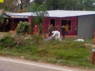 Dos militares muertos y tres heridos deja emboscada a patrulla en Arauca