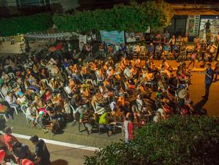 En Yopal y Aguazul, Salomón Sanabria consolida su propuesta política.