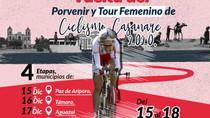 HOY INICIA LA VUELTA DEL PORVENIR Y TOUR FEMENINO DE CICLISMO CASANARE 2020