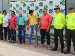 Desarticulada banda dedicada al hurto de ganado en Casanare