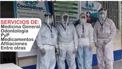BRIGADA DE SALUD EN EL TOTUMO 28 DE NOVIEMBRE