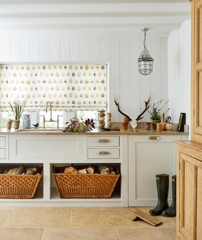 White, Grey and Neutral Kitchen