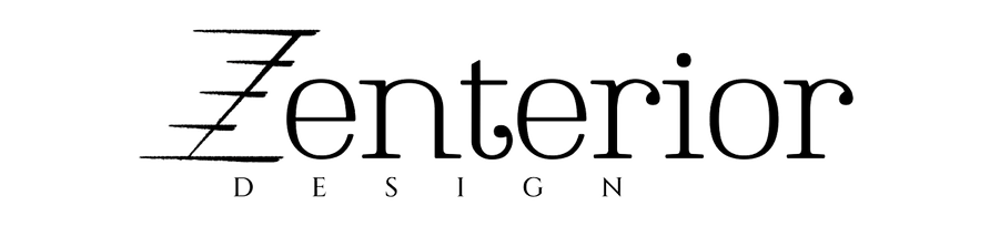 Zenterior Design Logo