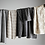 """Thumbnail: Handsewn, Made-to-Measure, Pencil Pleat Curtains in """"Pencil Stripe"""""""
