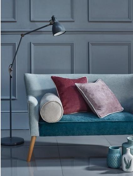 Modern Reupholstered Sofa