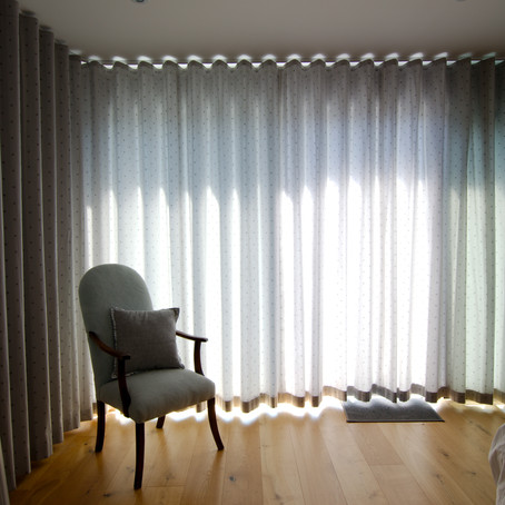 Curtains or Blinds?